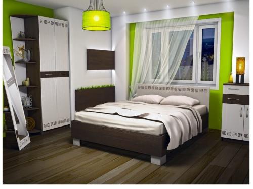 Модульная спальня Калипсо