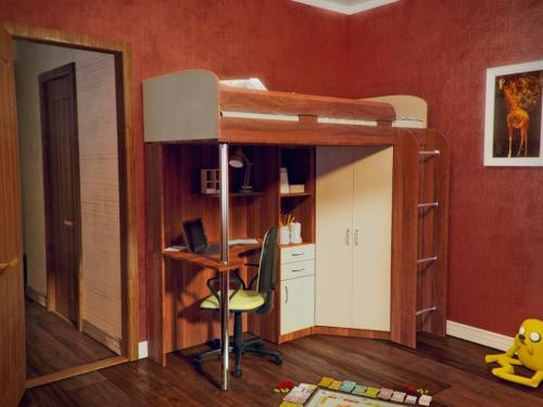 Кровать-чердак Эльбрус