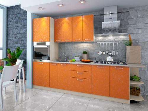 Кухня модульная Ирис Манго