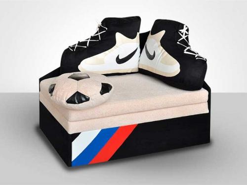 Детский диван Физрук футбол