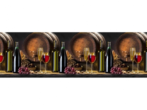 Фартук кухонный No 386 Вино