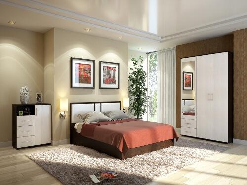 Спальня Милена