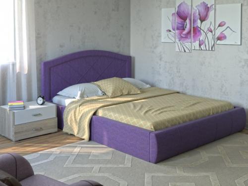 Интерьерная кровать Виго с ПМ