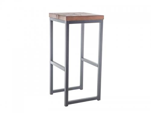 Барный стул Лофт-2 дерево